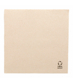 Servilleta Econature 2 capas micropunto de celulosa natural 20 x 20 cm